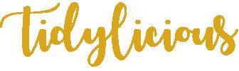 Tidylicious